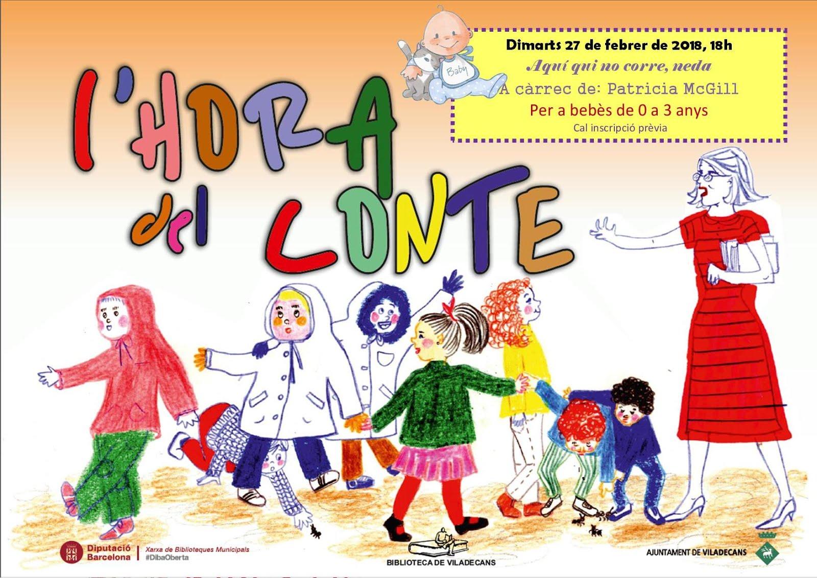 L'HORA DEL CONTE FEBRER