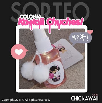 sorteo en chic kawaii