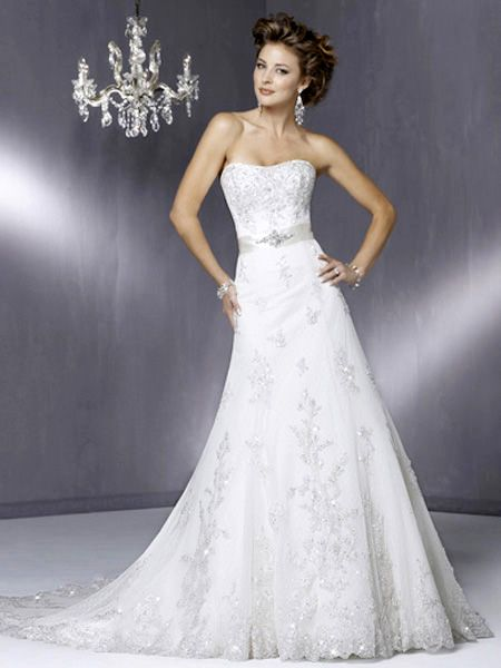 Michael Wedding Gowns US: June 2013