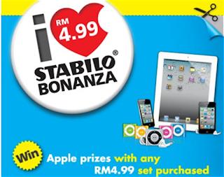 'I Love Stabilo Bonanza' Contest