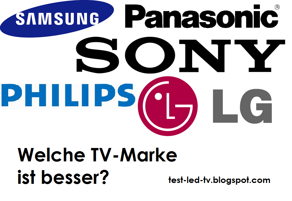 welche tv marke ist besser test led tvs. Black Bedroom Furniture Sets. Home Design Ideas