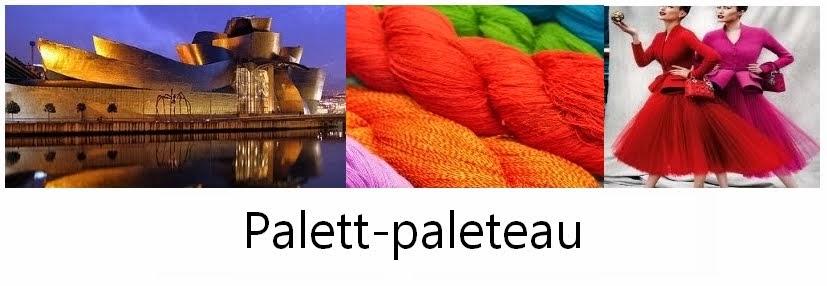 Palett-paleteau