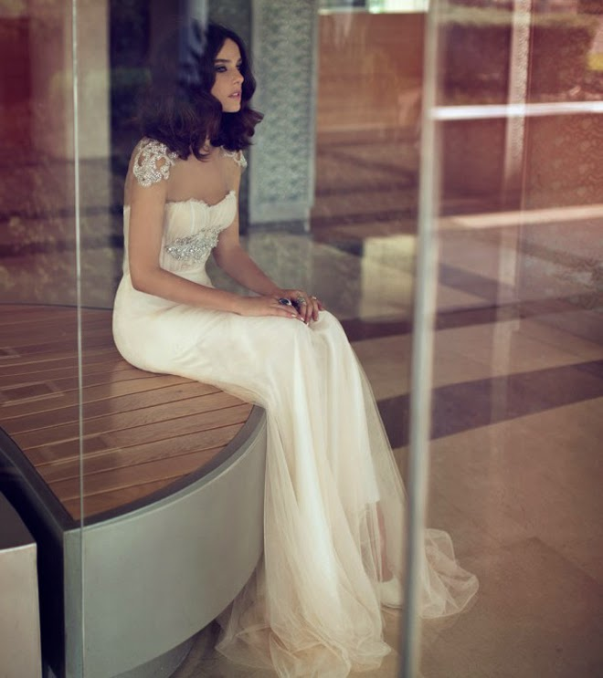 Magníficos vestidos de novia | Coleccion Zahavit Tshuba
