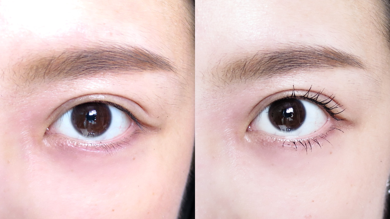 How To Curl Straight Asian Lashes Madokeki Makeup Reviews