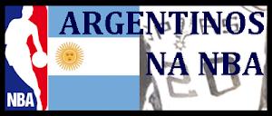 Argentinos na NBA