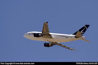 Airbus A310 YR-LCB