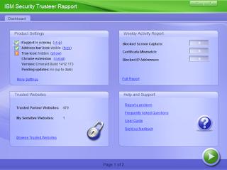 Download IBM Security Trusteer Rapport 3.5 Build 1412.173