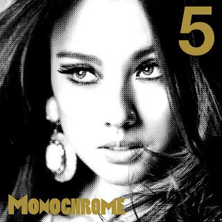 Lee Hyori - Monochrome [5th Album]