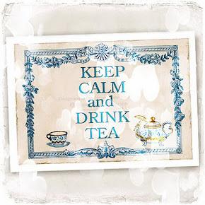 Adoro chá...