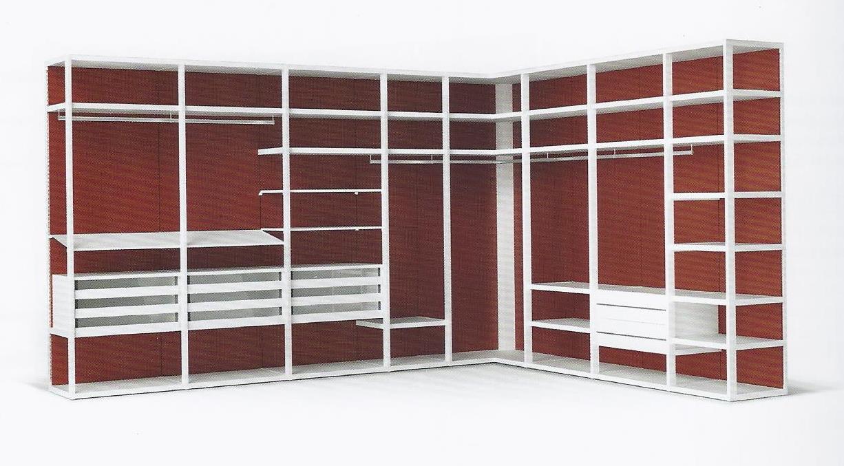 Arredamentincasa: Cabina armadio prezzi - Con gli elementi a spalla ...