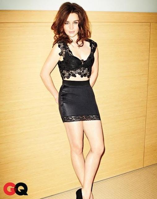 Emilia Clarke photo shoot