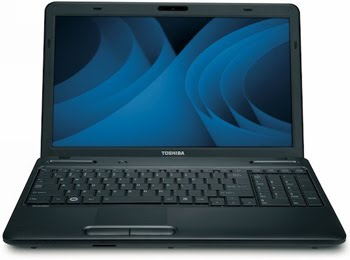 Toshiba Satellite C655D 15.6-Inch Laptop With AMD Fusion