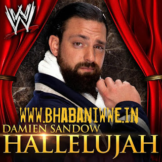 "Music » Download Damien Sandow's' New Theme Song ""Hallelujah"" By ""CFO$"" Free MP3"