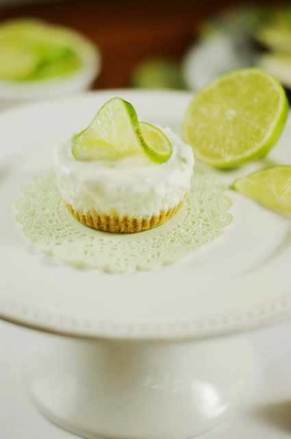 The Kitchen is My Playground: Coconut-Key Lime Pie Ice Cream Cups