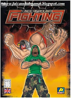 Underground fighting 2007 game