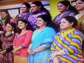 celebrity kitchen magic Malayalam cookery reality show on Kairali TV