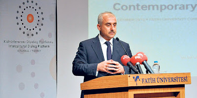 GYV conference, Mustafa Yesil