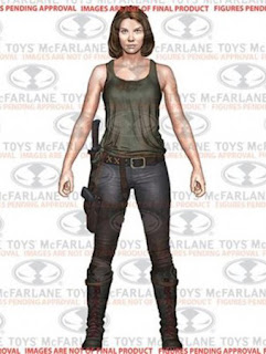 McFarlane Toys The Walking Dead TV Series 5 Glenn Figure