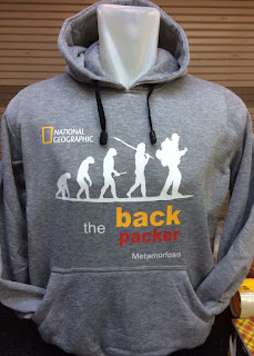gambar detail jaket hoodie terbaru Jaket hoodie The Backpacker warna abu-abu terbaru musim 2015/2016 di enkosa sport