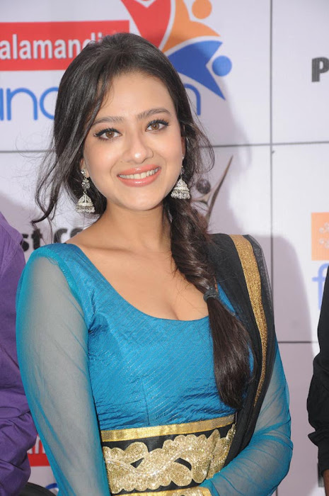 madalsa sharma spicy in salwar at event latest photos