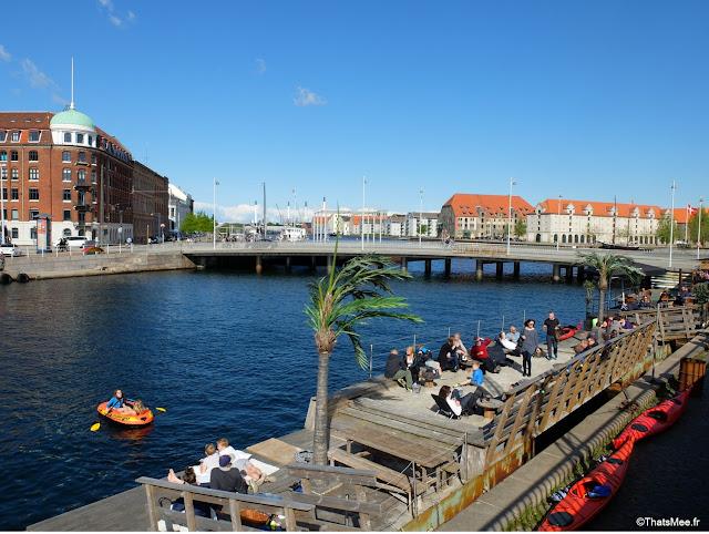 canaux copenhague danemark tour en barque