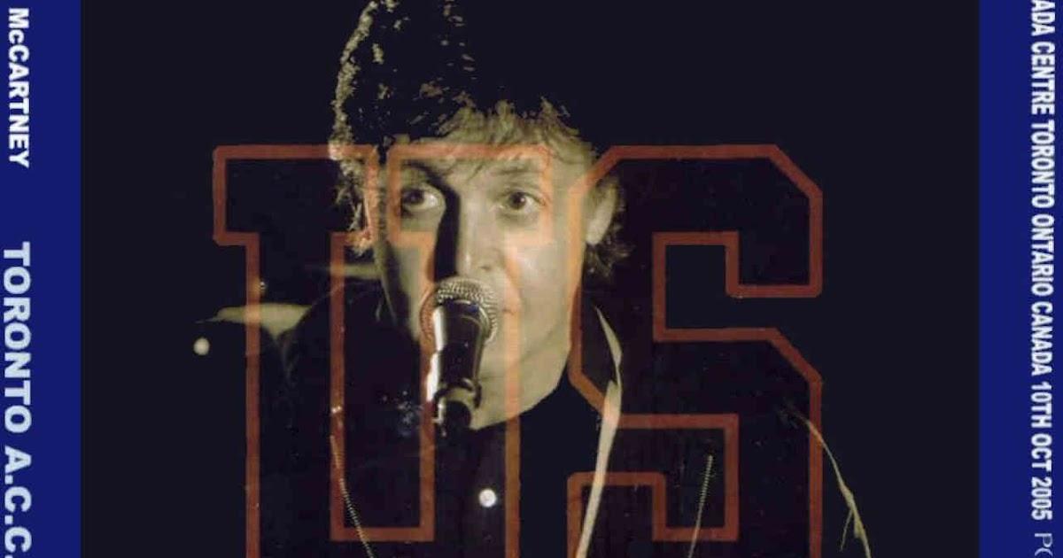 Paul McCartney Toronto ACC Air Canada Centre ON
