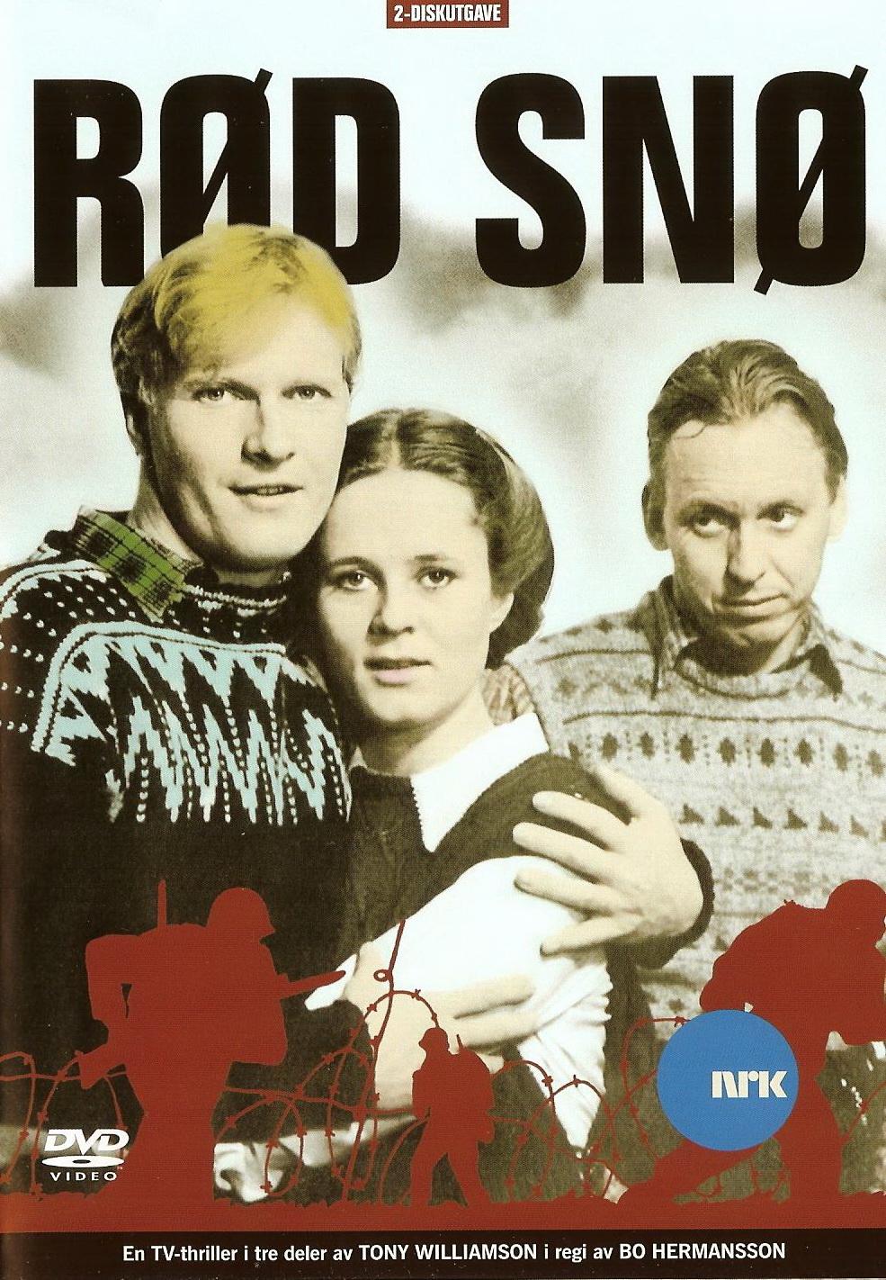 rød snø film