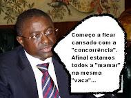 Paixão Junior queixa-se da concorrência