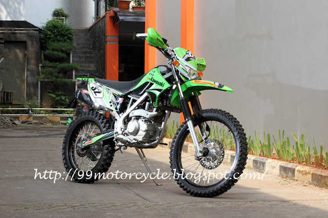 About Specipication Motorcycle and modification this articel: