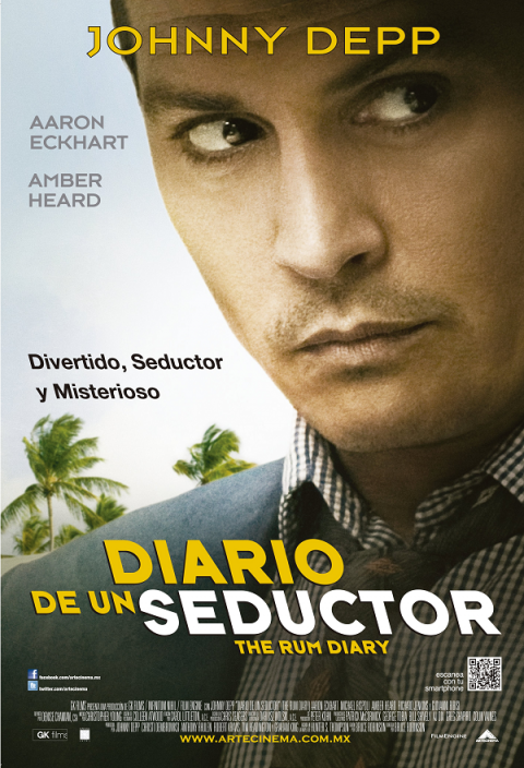 Diario De Un Seductor [2011] [Dvdrip] [Latino]
