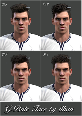 G. Bale Face by ilhan