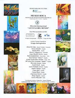 Museo Roca [Artistas del Mundo]