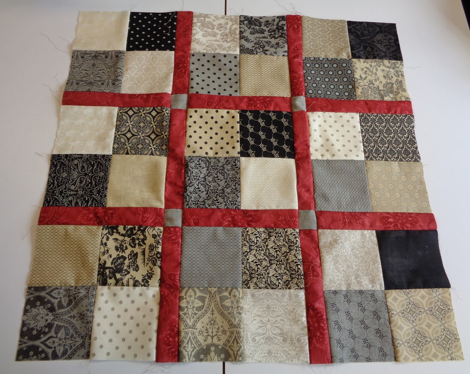 Angie Quilts Stitching News