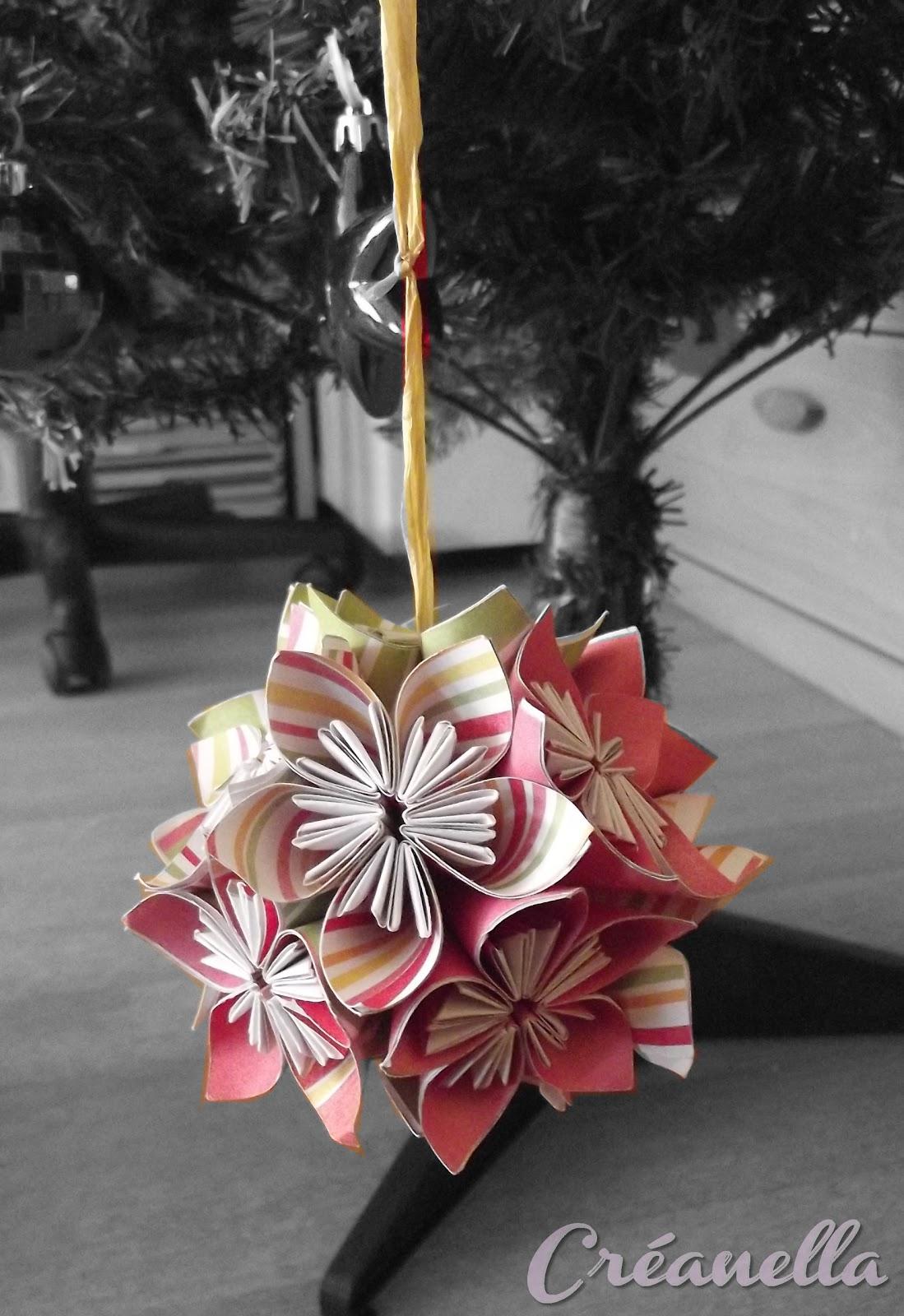 #98333D Créanella Atelier Créatif: Déco De Noel En Papier 7018 Deco De Noel Origami 1099x1600 px @ aertt.com