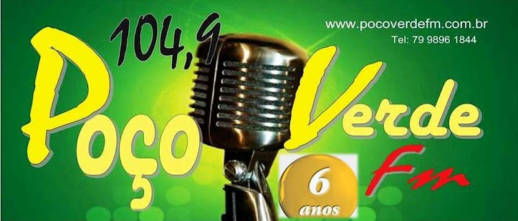 Poço Verde FM 104,9
