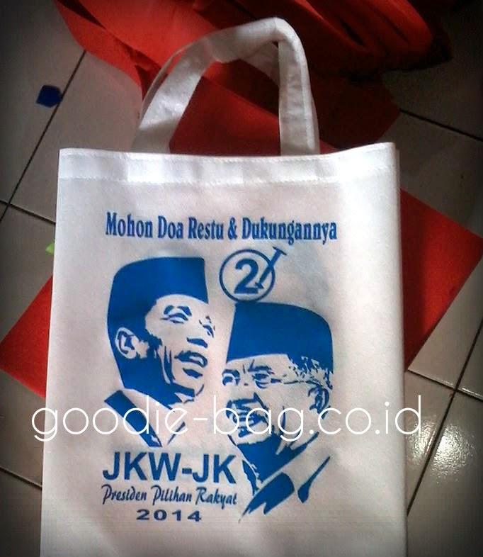 Tas Kampanye Jokowi