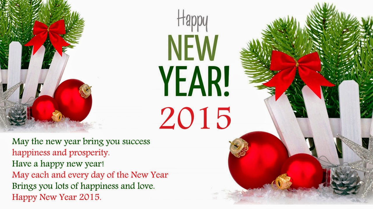 2015 Happy New Year Wallpapers, Messages and Quotes [Happy New Year ...