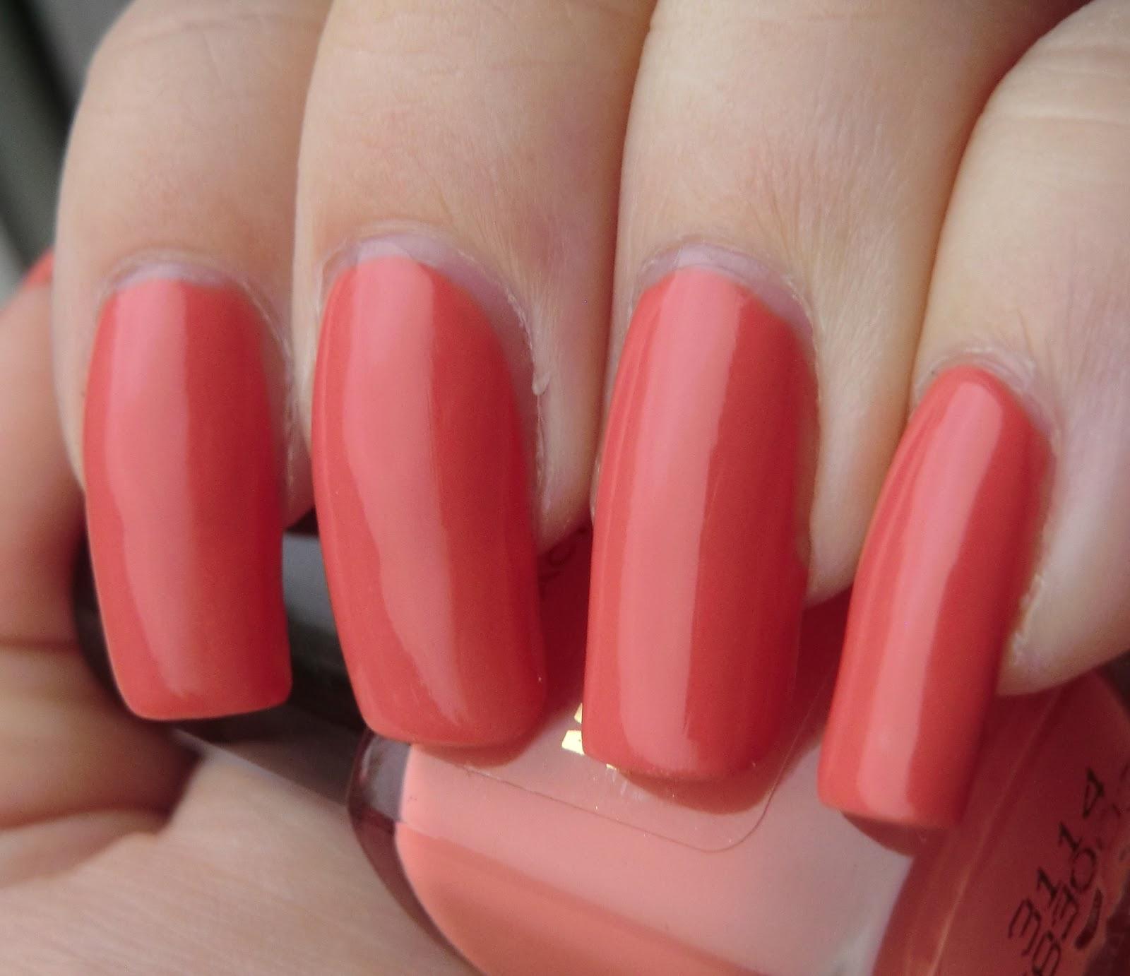 Farbe Coral lenas sofa max factor max effect mini nail 70 coral