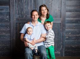 Aubrey and Kyle's Family