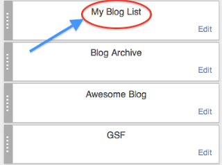 Tutorial Scroll Box Untuk Blog List dan Blog Archive