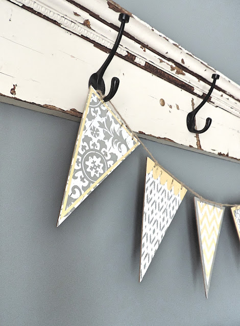 home decor pennant
