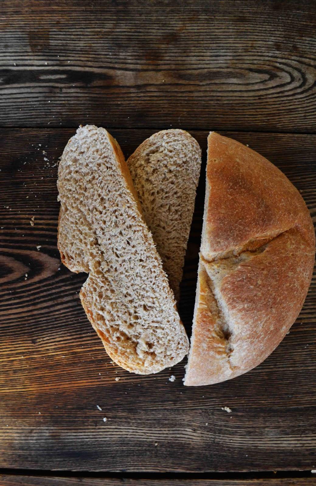 Bakeaholic Mama: Honey Whole Wheat Bread That Kicks LongHorn's Butt
