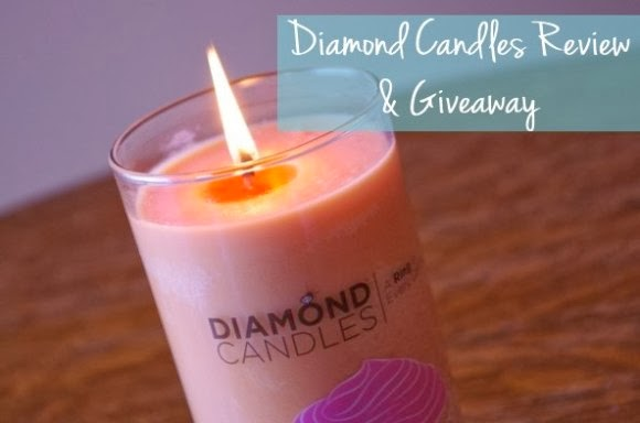 Diamond Candles Cupcake Review and Giveaway — A Modern Mrs.