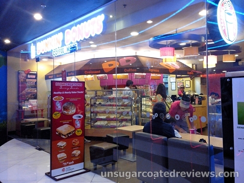 Dunkin Donuts at Lucky Chinatown Mall