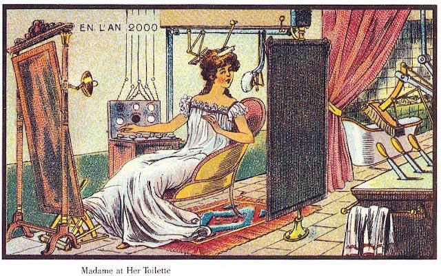 Ramalan generasi 116 tahun dahulu tentang teknologi pada masa kini