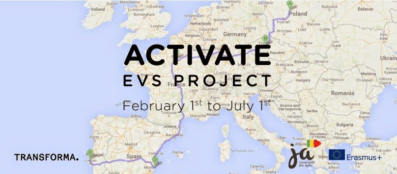 ACTIVATE // EVS Project // 2015