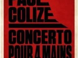 Concerto pour 4 mains de Paul Colize
