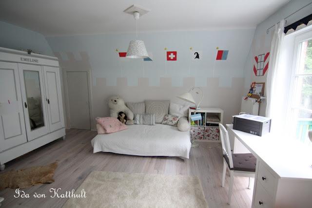 Idas bloghaus schulkind zimmer - Kinderzimmer schulkind ...