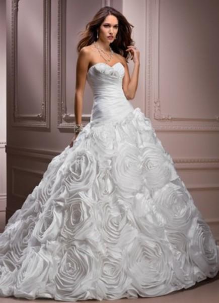 Gorgeous wedding dresses lili fashion