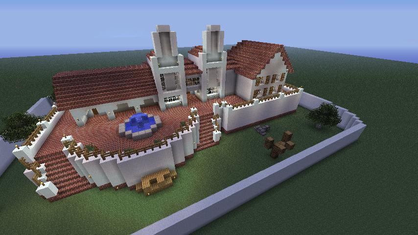 Minecraft blog march 2013 for Huis maken minecraft